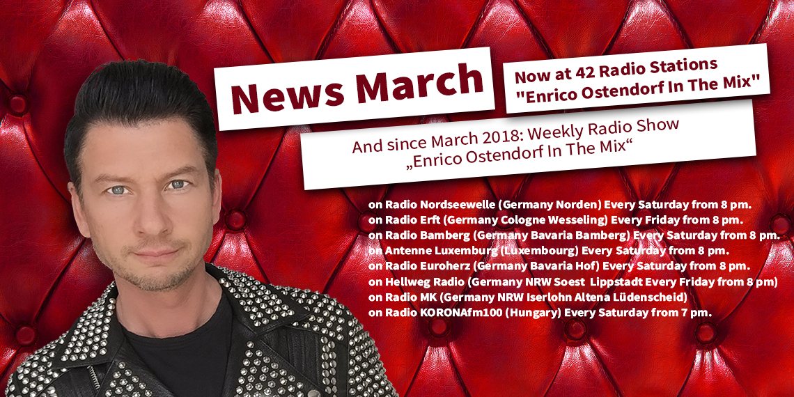 News March 2018